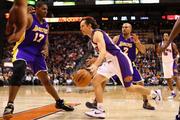Steve Nash to Lakers: Who Will Benefit Most From Nash's Presence?