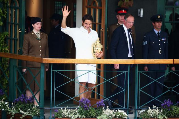 Wimbledon 2012: Roger Federer's Record-Tying Victory Will Lead to US Open Title