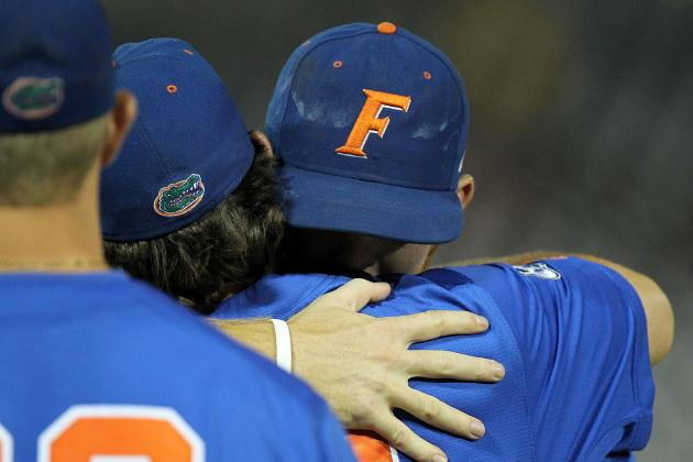 College World Series 2012 Scores: Florida on Upset Alert vs. Kent State