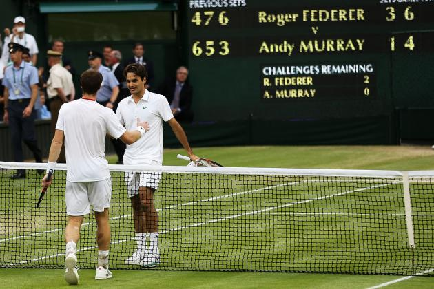 Federer Ranks Alongside Pele, Ali, Says Murray