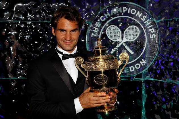 Roger Federer: How Wimbledon Win Will Help His Confidence in London 2012