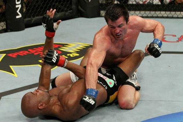 WWE News: WWE Has Interest in UFC Fighter Chael Sonnen