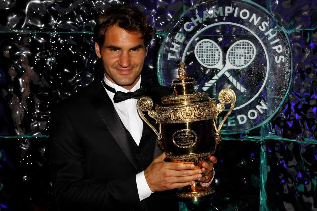 Wimbledon 2012: Federer Showed Why He's the Greatest of All Time