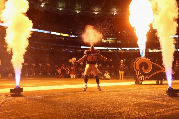 St. Louis Rams: Monday's Rams News and Notes at Noon