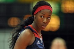 Olympic Volleyball 2012: Destinee Hooker Ready for Leap into Spotlight in London