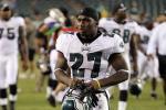Eagles' RB Arrested for Pulling Fire Alarm