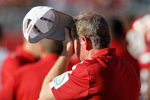 College Football 2012: Florida State Class Hilariously Uses Bobby Petrino Image