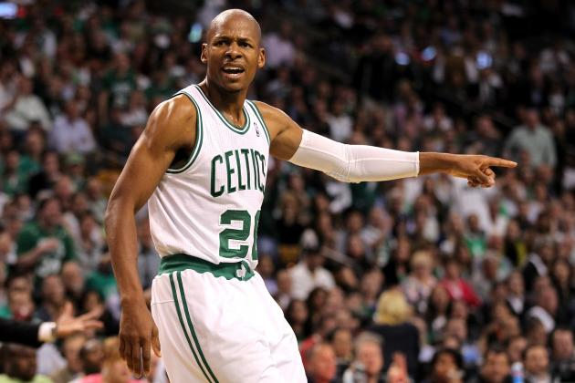 Is Ray Allen Now a Villain?