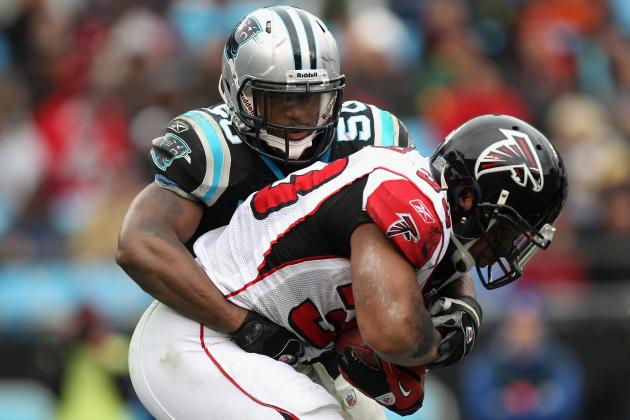 Counting Down the Top 25 Players in the NFC South: No. 17, James Anderson