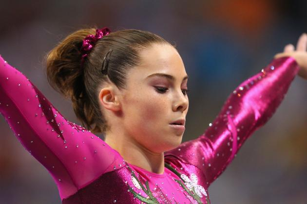 US Olympic Gymnastics Team: Top Injury Concerns Going into London 2012