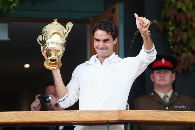 Wimbledon 2012: Roger Federer Will Carry Momentum to US Open