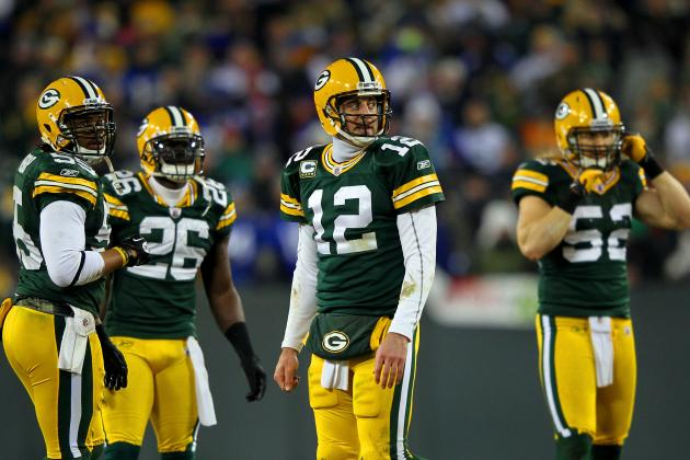 Green Bay Packers: Outcomes for All 16 Regular Season Games