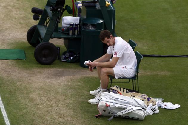 Wimbledon 2012 Results:  How Andy Murray Will Build Off Wimbledon Final