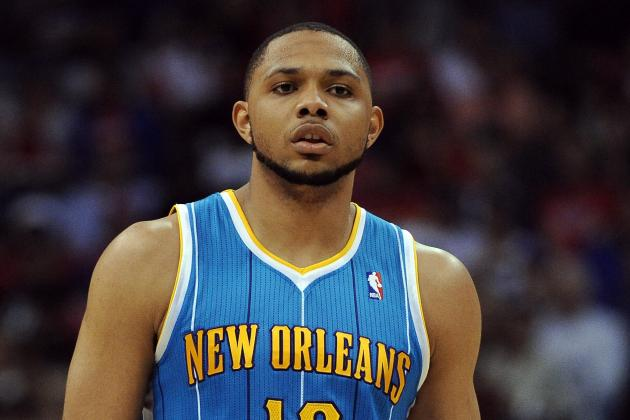 Eric Gordon: Better Off with the New Orleans Hornets Than the Phoenix Suns?