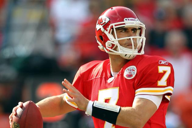 Kansas City Chiefs: An Apology to Matt Cassel