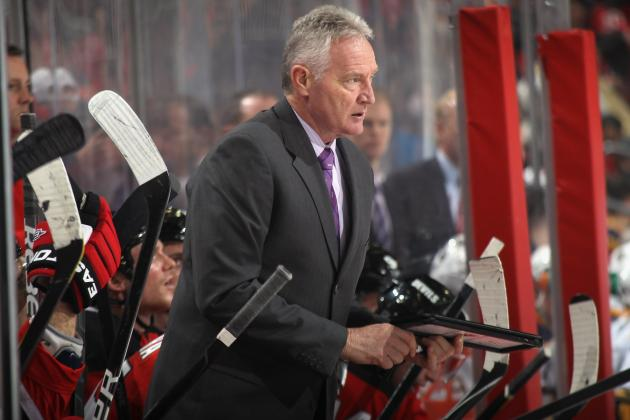 Larry Robinson Continues the Exodus for New Jersey Devils Coaching Staff