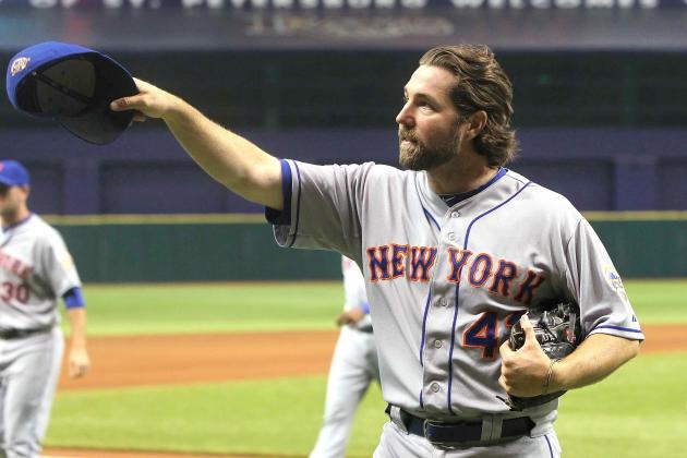 Tony La Russa Has Ruined Timeless All-Star Moment by Screwing over R.A. Dickey