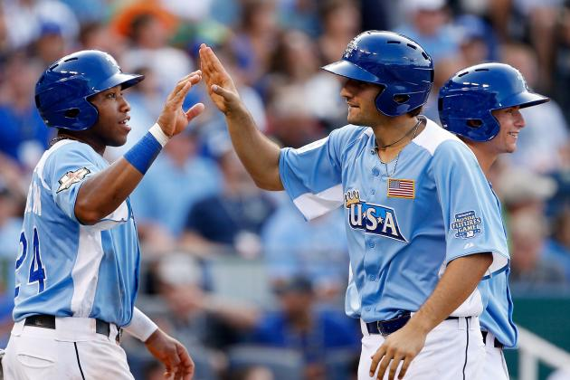 MLB Futures Game 2012: What Major League Teams Benefited Most