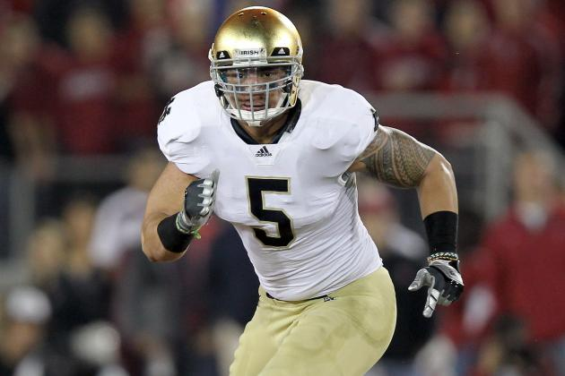 2012 Bednarik Award Watch List: Examining Which Position Is Most Likely to Win