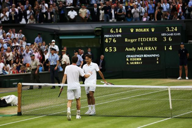 Wimbledon 2012: Men's Singles Final Shifts Power Struggle for No. 1 Ranking