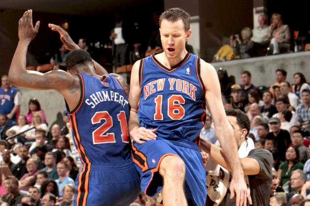 New York Knicks Pay Steve Novak (Right Amount) Because They Can