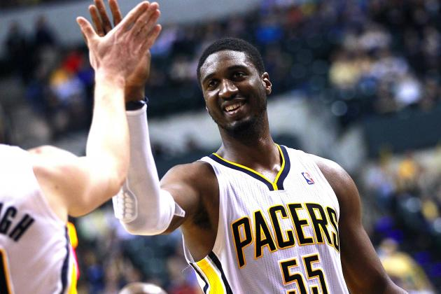 NBA Free Agency: Pacers Will Reportedly Match Blazers' Offer for Roy Hibbert