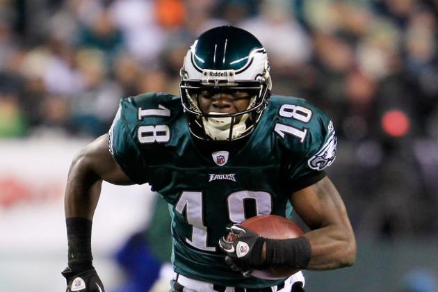 Eagles Fantasy Football: Why You Should Target Jeremy Maclin over DeSean Jackson