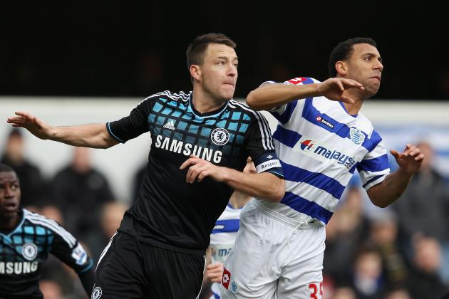 Chelsea's John Terry: The Mouth, the Derby, the Future