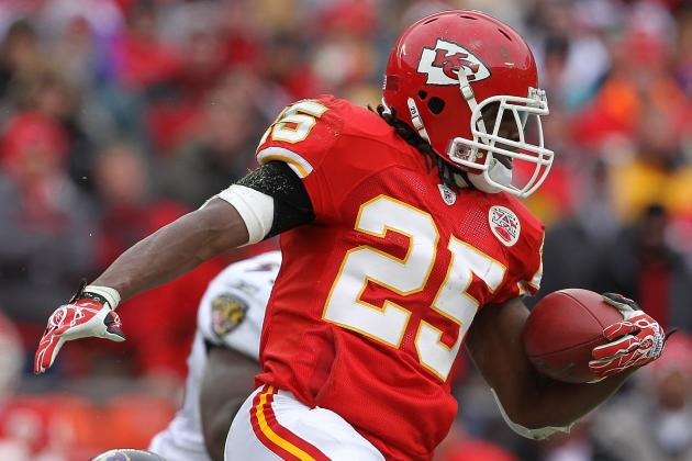 Kansas City Chiefs Camp Battles: Running Backs and Fullbacks