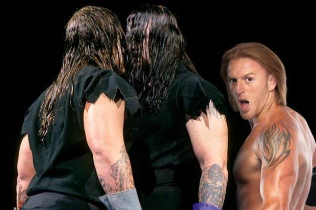 WWE Raw: Why Undertaker Should Face Heath Slater at 1,000th Raw Episode