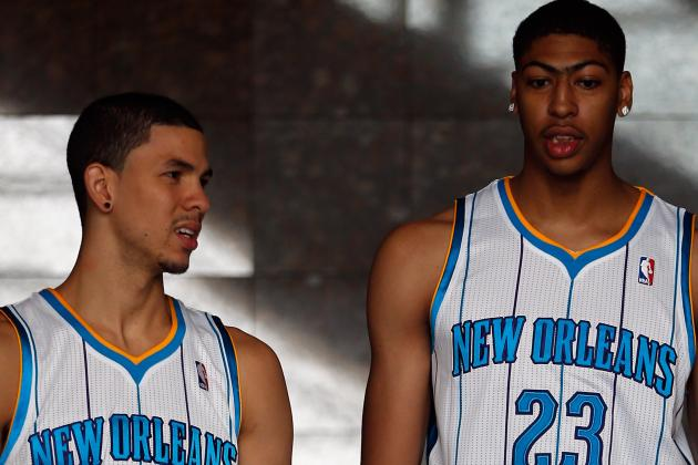 Anthony Davis added to Hornets summer league squad