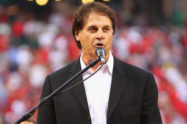 La Russa Dishes on All-Star Lineup