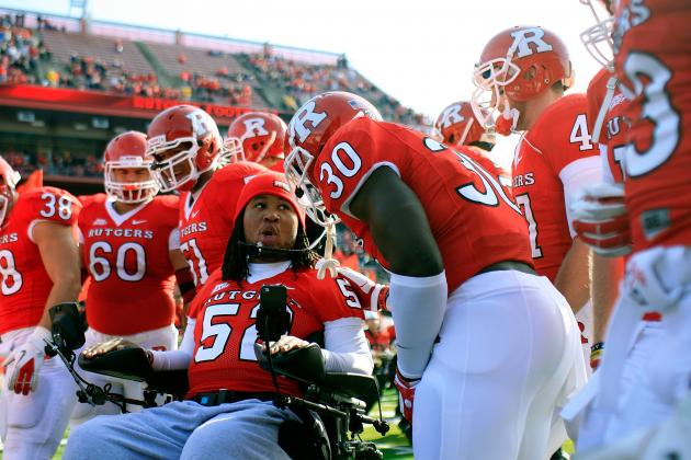 Eric LeGrand of the Tampa Bay Buccaneers Admired, Hired by Subway