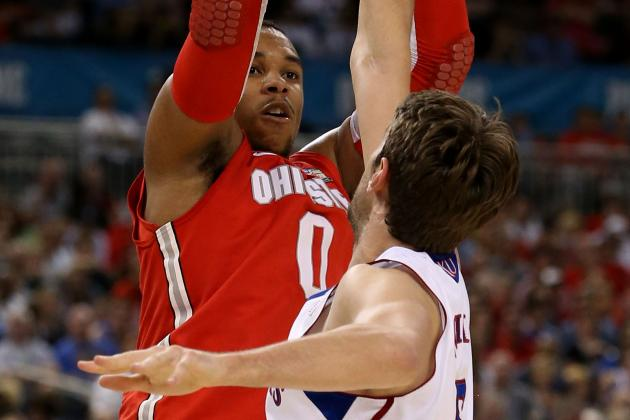 NBA Summer League 2012 Stats: Jared Sullinger, Perry Jones and Other Top Players