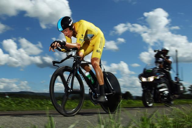 Tour De France 2012: Bradley Wiggins Will Ride Stage 9 Win to Ultimate Victory