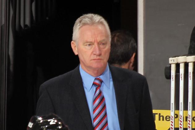 San Jose Sharks Get Much-Needed Experience in New Associate Coach Larry Robinson