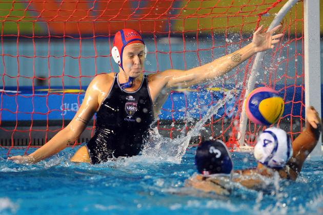 London 2012: US Women's Water Polo Team Proves It's Primed for London