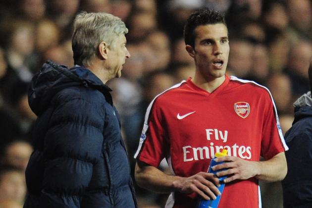 The Robin Van Persie Saga: Why It's All About Money, Part 5