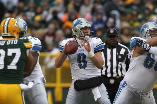 Why a Healthy Matthew Stafford Guarantees the Detroit Lions a Division Title