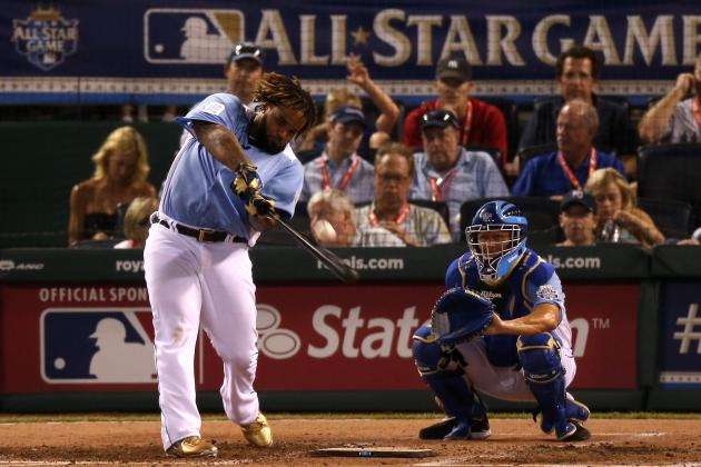 Prince Fielder Blasts Monster Fountain Bombs in All-Star Home Run Derby