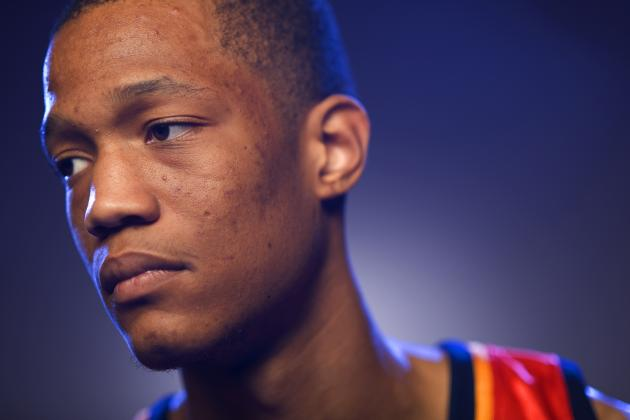 NBA Summer League 2012: Anthony Randolph and the Meaning of Vegas
