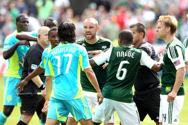 Portland Timbers vs. Seattle Sounders: Examining America's Best Soccer Rivalry