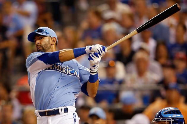 2012 Home Run Derby Results: Jose Bautista's Swing Will Survive Grueling Contest