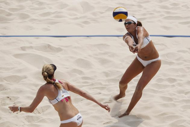 Olympic Beach Volleyball 2012: What Tune-Up Romp Means for Walsh, May-Treanor