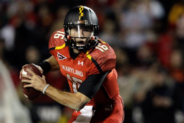 C.J. Brown: Why Maryland's Quarterback Won't Save Randy Edsall's Job in 2012