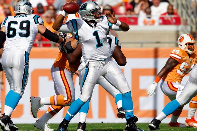 Cam Newton Not Overrated, Rushing TDs Record Not a Fluke