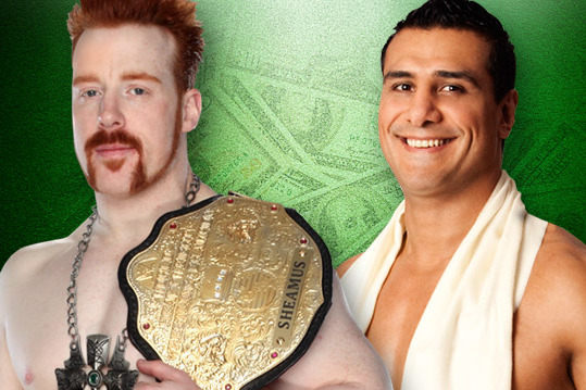 WWE Money in the Bank 2012: Why Sheamus Must Lose Title to Alberto Del Rio