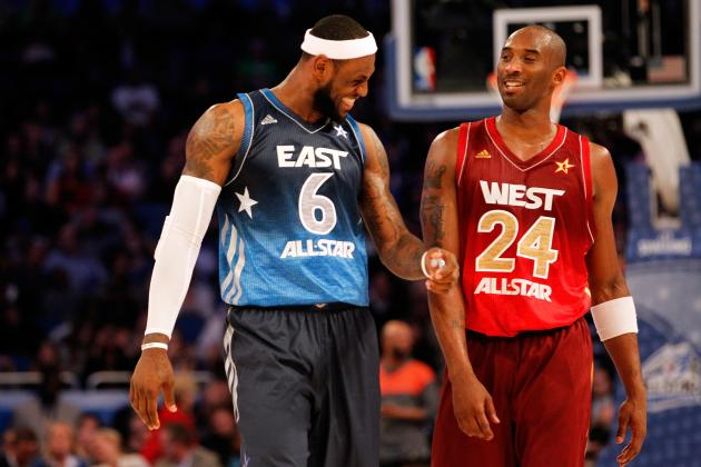 Kobe Bryant's Comments on LeBron James' Championship Will Further Push the King