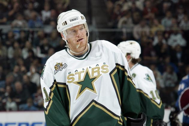 New York Rangers:  Free Agent Jeff Halpern Comes to Terms on a 1-Year Deal