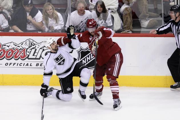 Flyers Rumors: Philadelphia Must Add Gritty Shane Doan